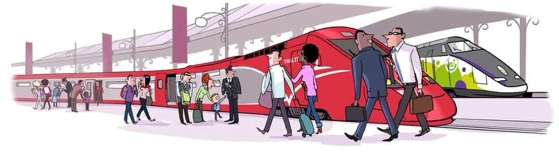 Nieuw Thalys aanbod - Ticketverkoop van start op 12 september 2017