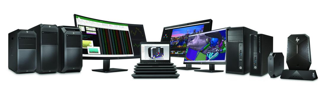 HP introduceert nieuwe workstations gericht op Virtual Reality, Machine Learning en Graphic Design