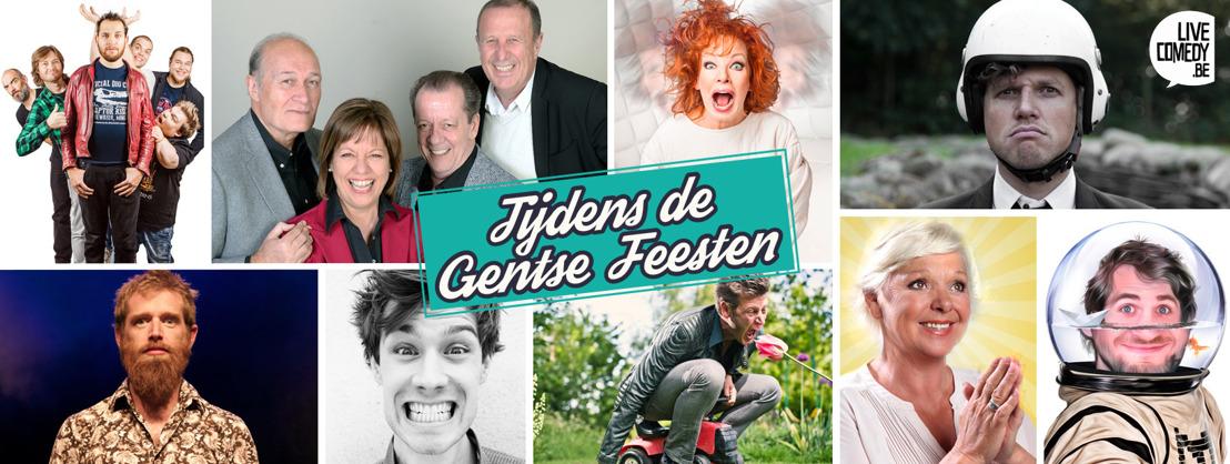 Comedy en veel meer tijdens de Gentse Feesten