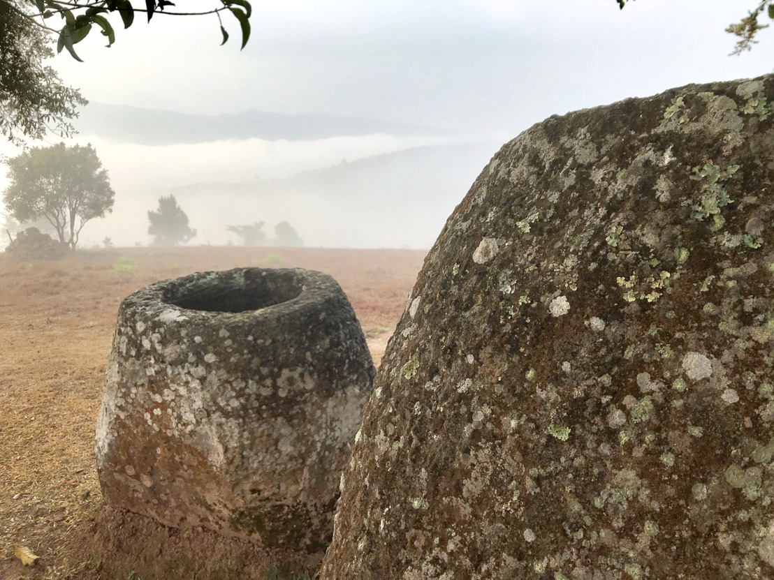 ANU researchers help secure UNESCO world heritage status for mysterious jars of Laos