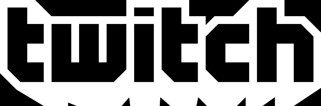 Twitch Logo weiss