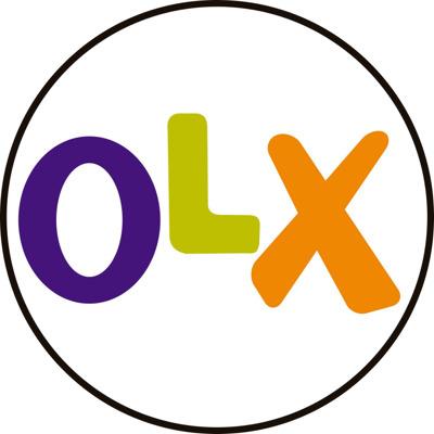 OLX.pl pokój prasowy Logo