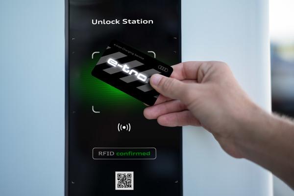 Preview: Audi e-tron Charging Service: nieuw prijsmodel en voordelige voorwaarden bij IONITY
