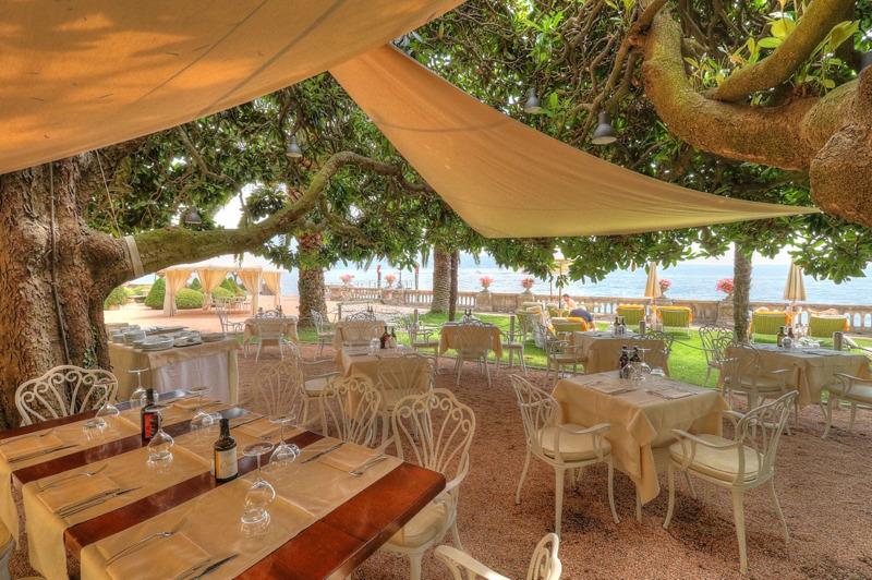 Grand Hotel Fasano_ Trattoria Magnolia