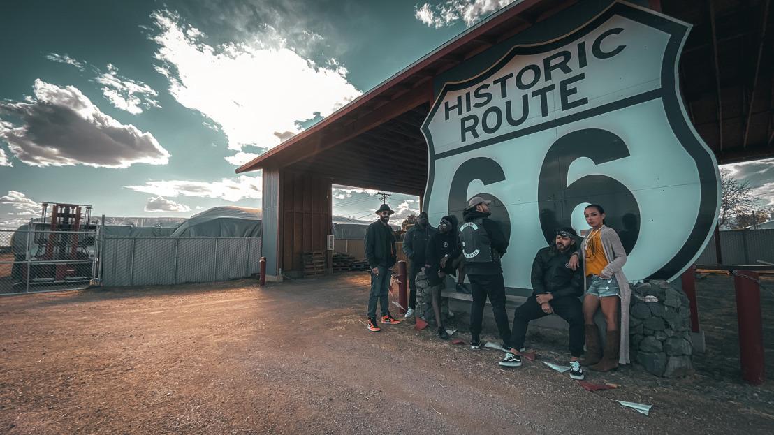 """BRODERSKAB : nouvel album intitulé""""Route 66"""""""