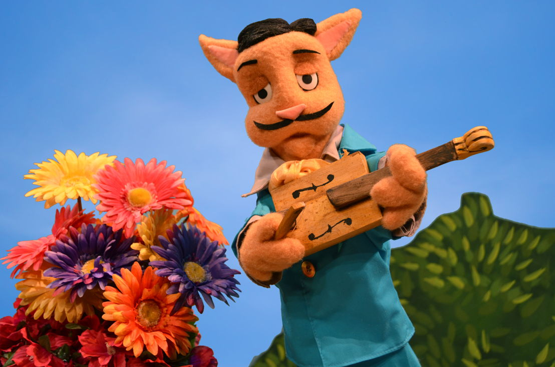 The Cat and a Fiddle (Center for Puppetry Arts)
