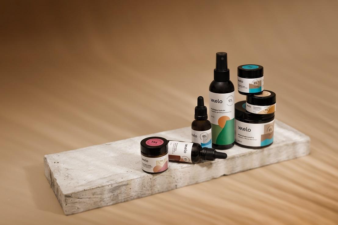 Nowa marka kosmetyków naturalnych MELO w sklepie NUTRIDOME