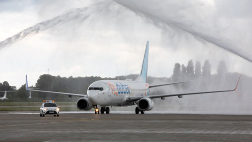 flydubai arrives in Kyiv