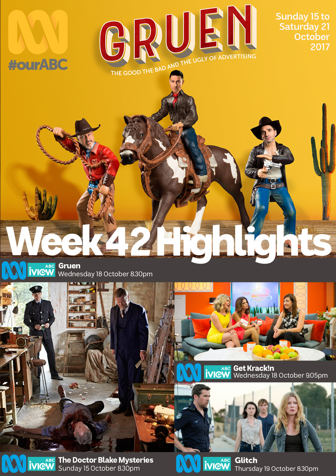 ABC Program Highlights - Week 42