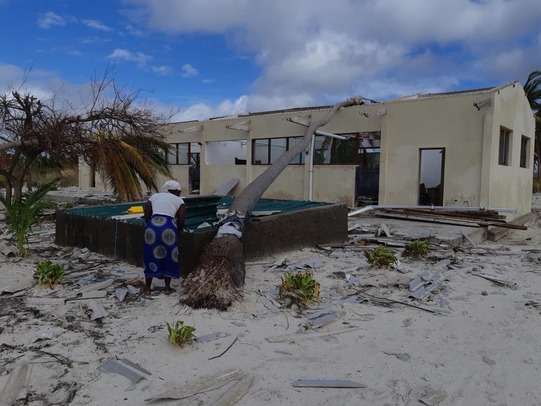Mosambik: Nach zweitem Wirbelsturm erneuter Choleraausburch