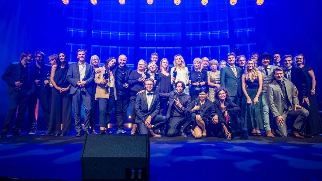 HOME grote winnaar op het Gala van de Ensors