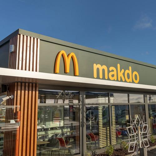 McDonald's en TBWA openen eerste Makdo naast de Makro