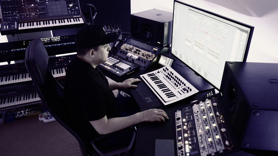 UK Producer S.P.Y Combines Old School Drum&Bass with Unique Melodic Elements, Using Solid State Logic Six, Fusion and XLogic Alpha Channel