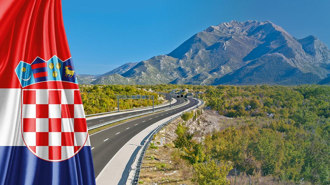 Doorvoerroutes Balkan nu compleet afgedekt met tolservice Kroatië