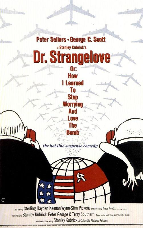 Affiche Dr. Strangelove