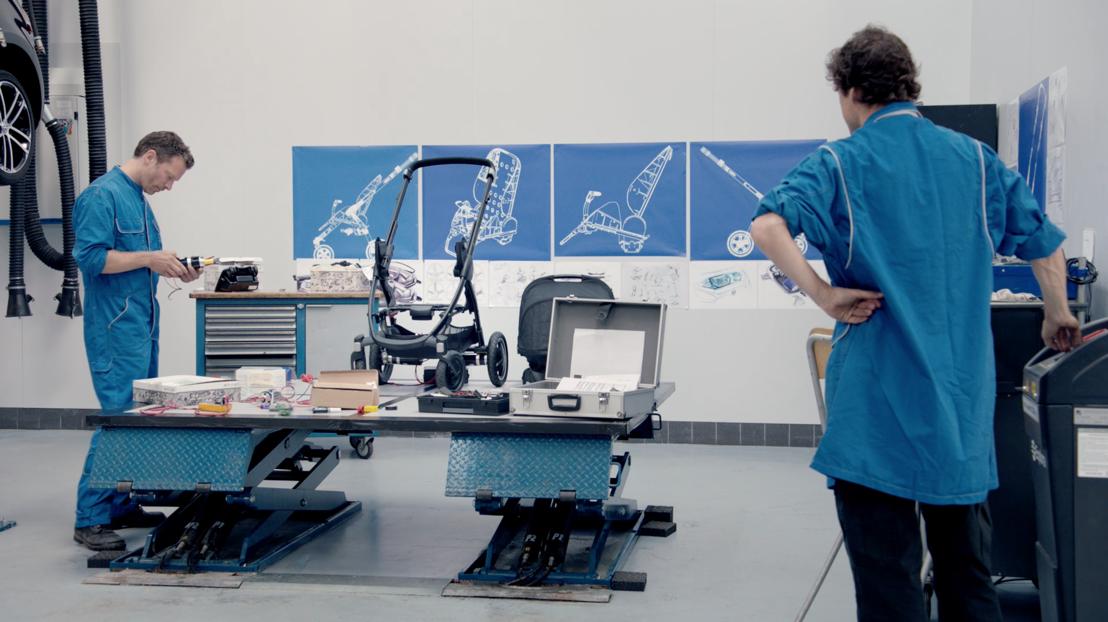 Volkswagen develops revolutionary stroller