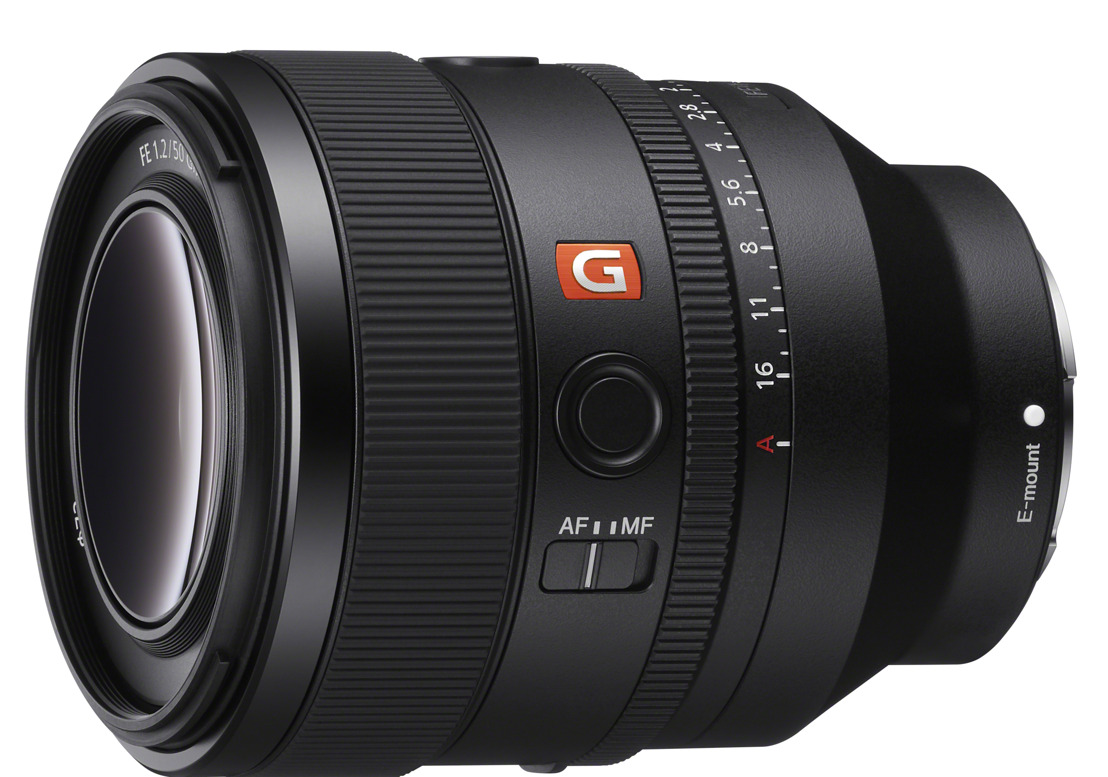 Sony Electronics Strengthens its Alpha System with the Introduction of its 60th E-Mount Lens, FE 50mm F1.2 G Master™
