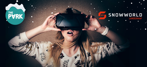 The Park opent dertiende VR-speelhal in SnowWorld Landgraaf