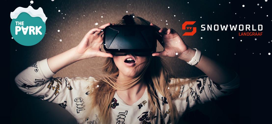 The Park opens thirteenth VR arcade at SnowWorld Landgraaf
