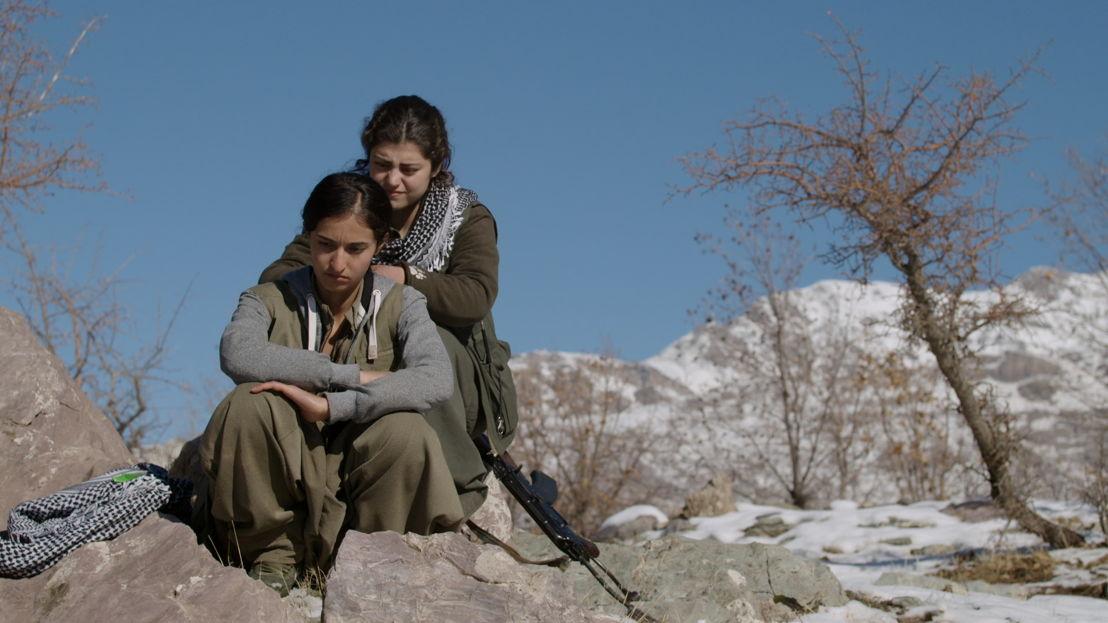 Amazones: aflevering 3 - PKK-strijdsters - (c) VRT
