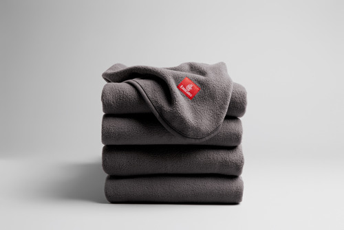 Emirates introduces sustainable blankets made from 100% recycled plastic bottles