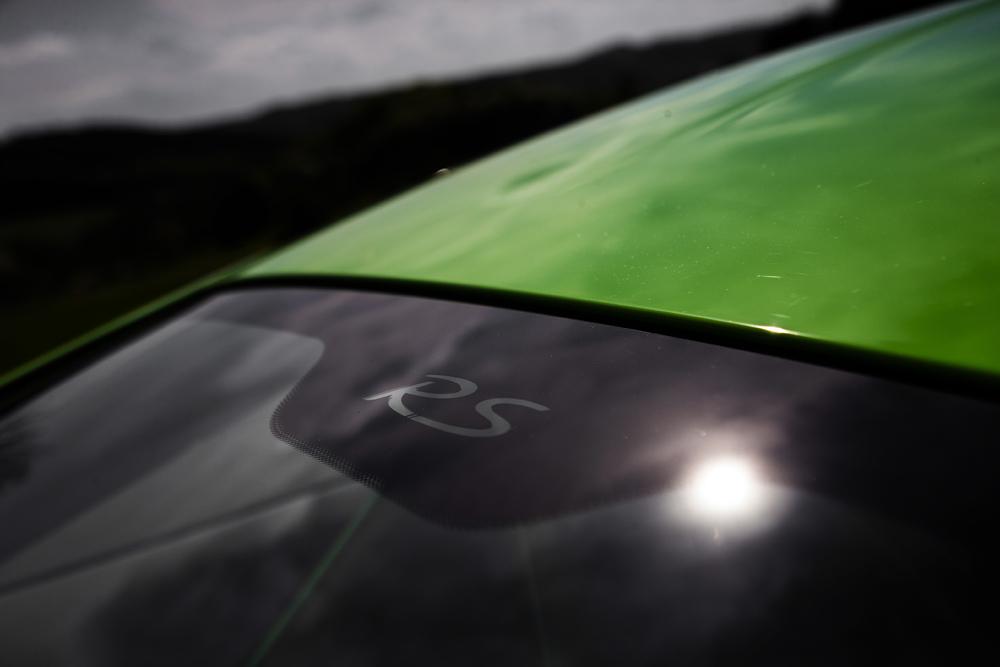 911 GT3 RS (Verde Lagarto)