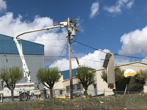 DLC Crews Restore Power to More than 44,000 Customers; Company Increases Staffing to Restore Final 4,000 Following Severe Storm