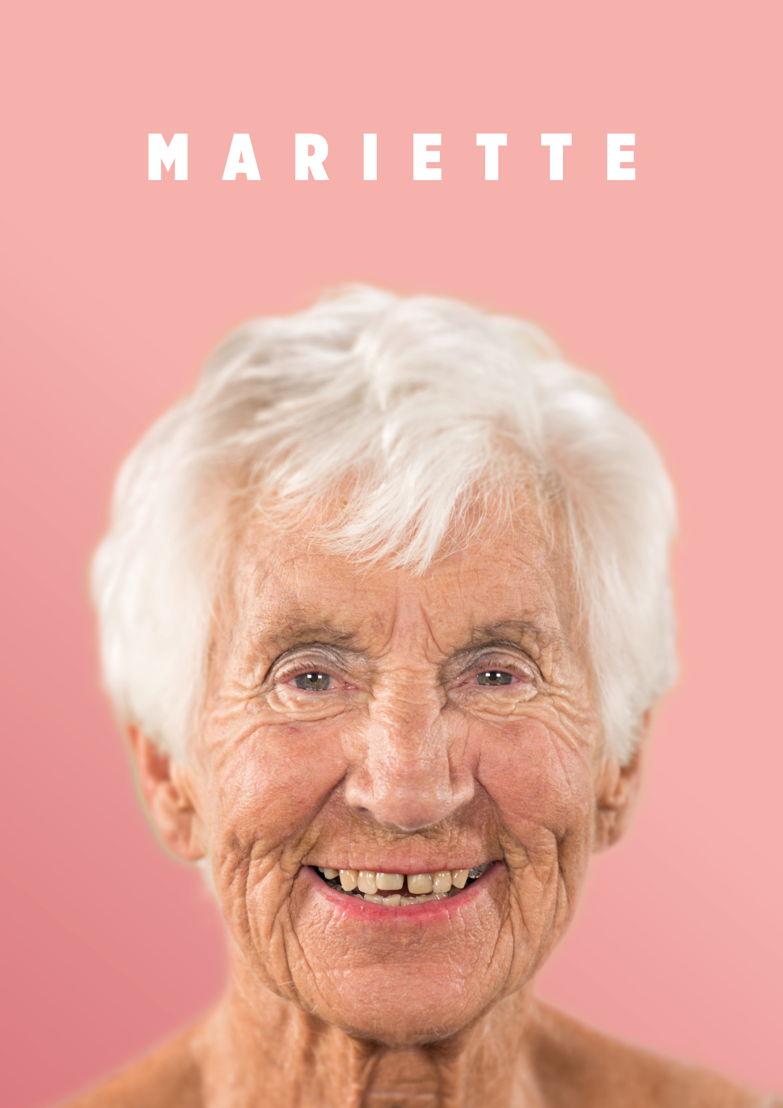 Mariette, 85 jaar, weduwe.<br/>Sint-Idesbald