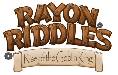 Rayon Riddles - Rise of the Goblin King for Windows: Goblins vs. Orcs with funny gameplay and play-figure-look available at the end of September