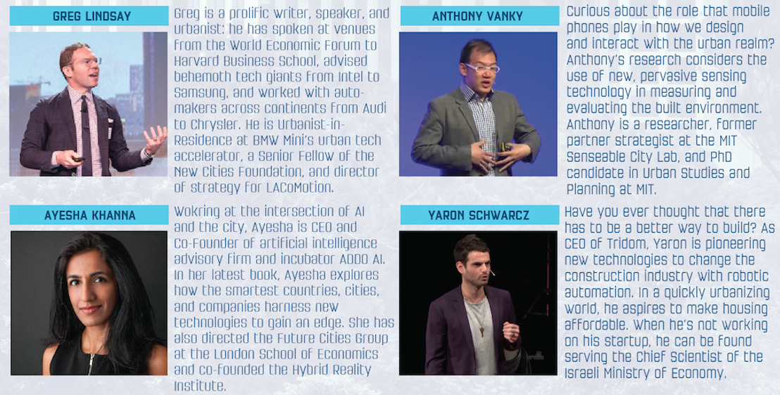 Ananda Urban Tech Event: Driving Value in Cities Through Technology and Design
