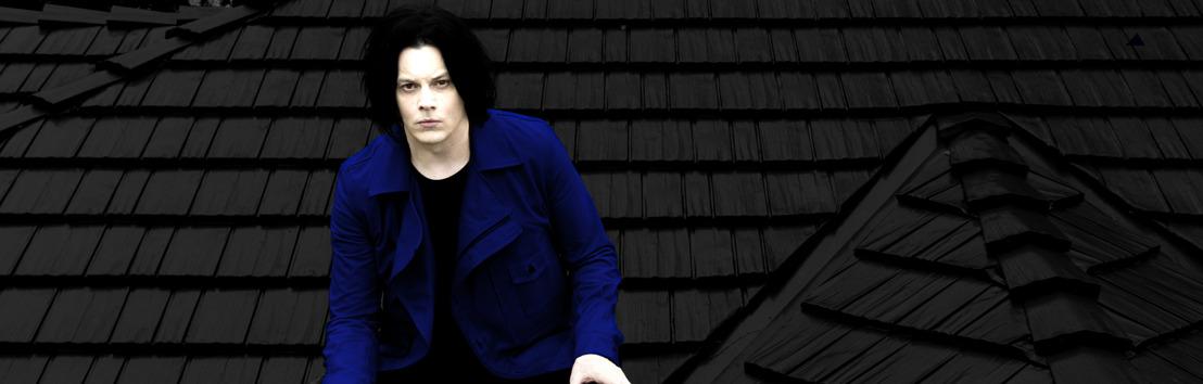 Jack White új albuma népszerűsítésére nagyszabású turnéra indul, és Európát is útba ejti