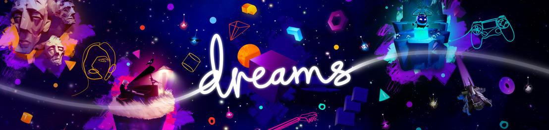 Dreams für Early-Access-Spieler ab 11. Februar verfügbar