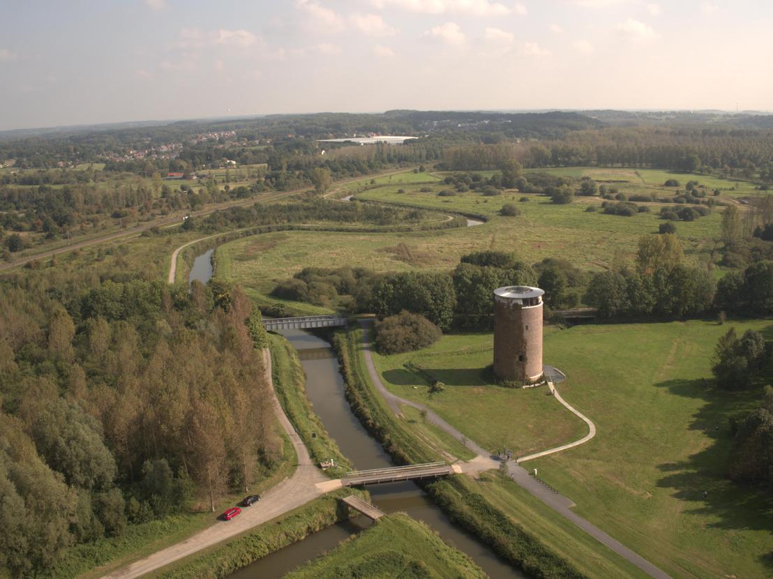 Landinrichtingsplan 'Poort Scherpenheuvel' goedgekeurd