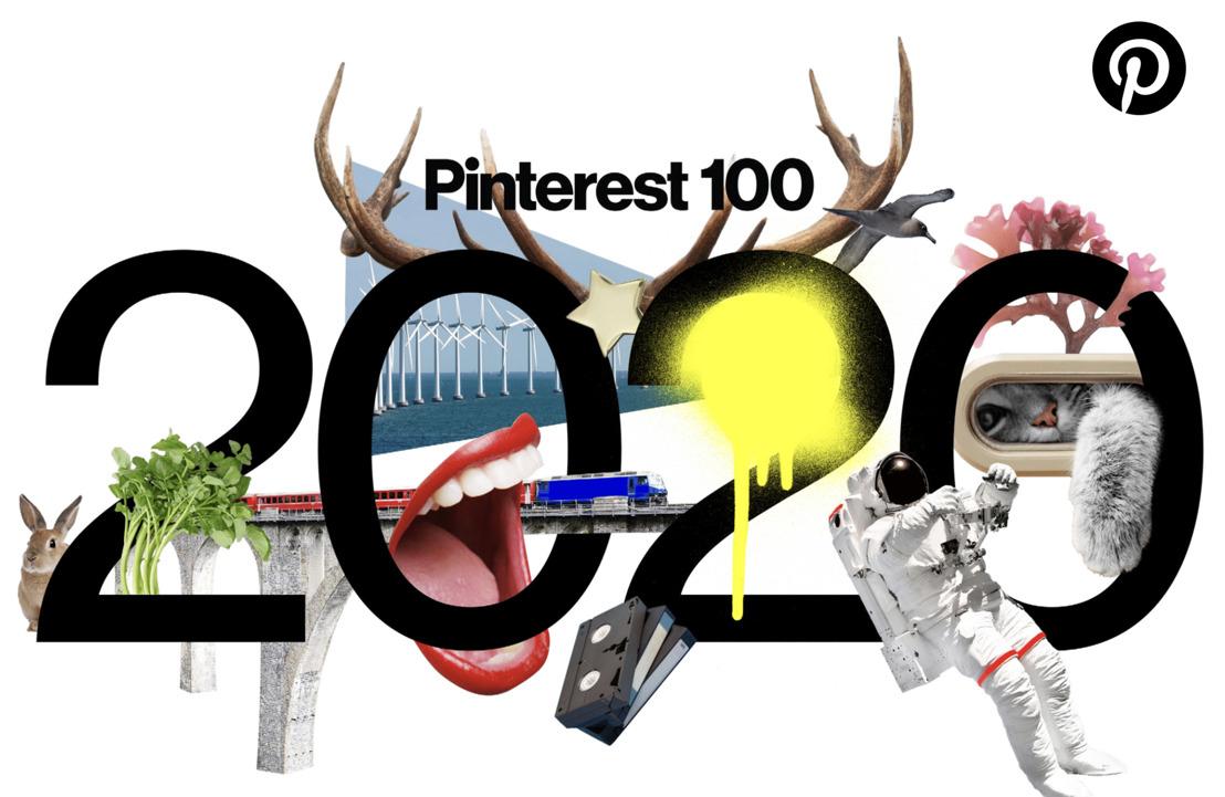 Pinterest 100: tendencias inspiradoras para probar en 2020