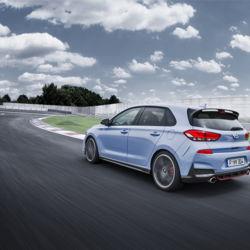 Hyundai positioneert nieuwe i30 N als meest betaalbare +250 pk Hot Hatch op de Belux markt.