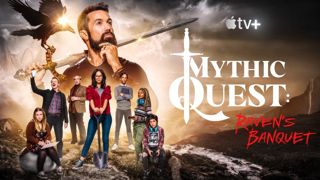 UBISOFT VERÖFFENTLICHT ERSTEN TRAILER ZUR APPLE TV+ SERIE MYTHIC QUEST: RAVEN'S BANQUET