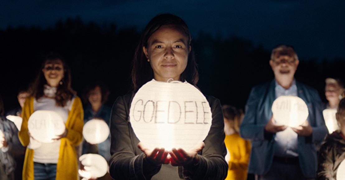NEWSFLASH: Kom op tegen Kanker ontsteekt duizenden lampionnen voor kankerpatiënten en hun naasten