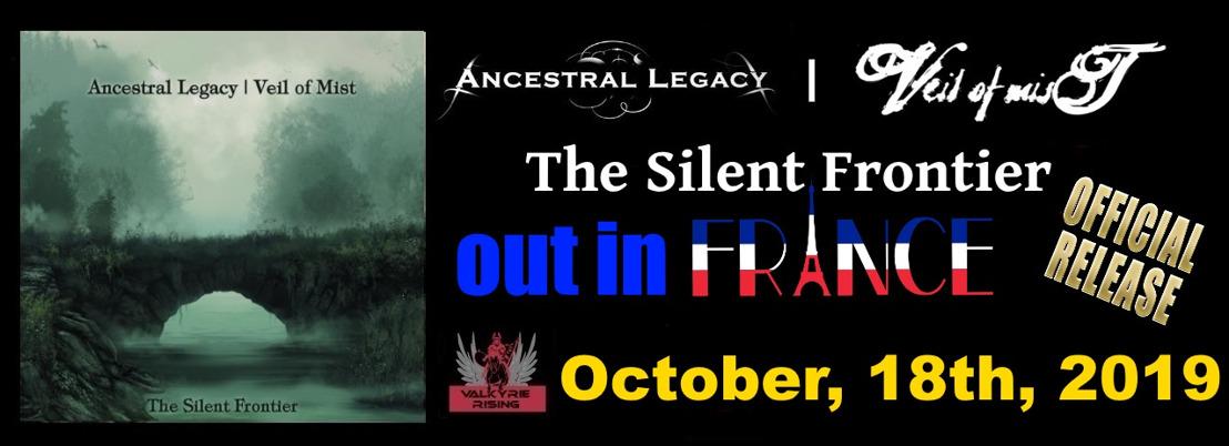 """ANCESTRAL LEGACY & VEIL OF MIST : La Norvège et la France ont le plaisir de collaborer ensemble pour vous présenter """"Silent Frontier"""""""