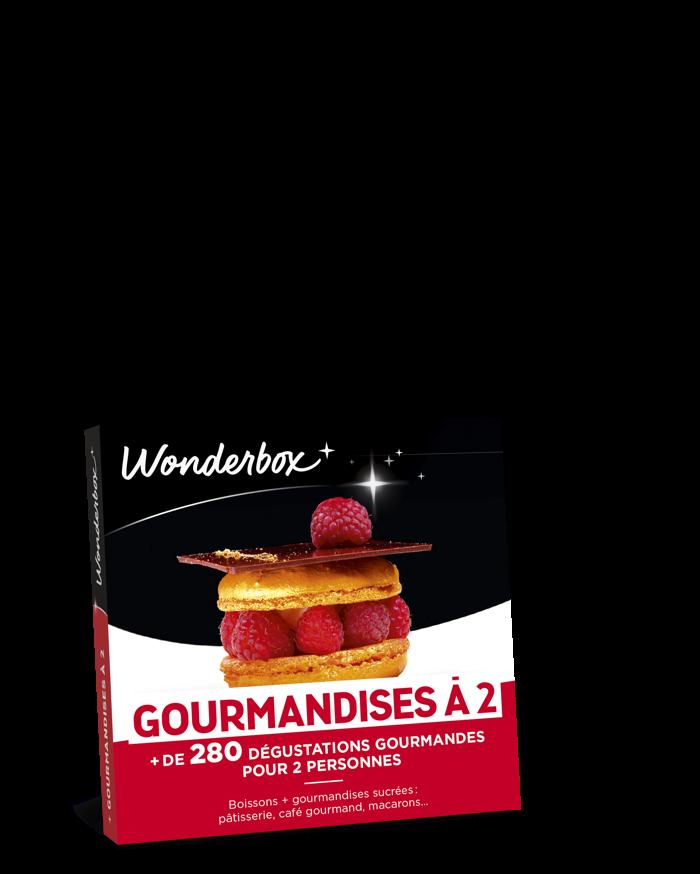 Wonderbox vous comble avec sa nouvelle gamme de petits coffrets