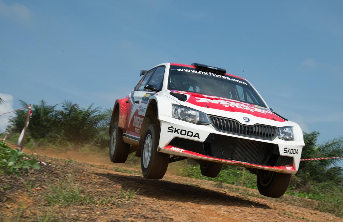 APRC: ŠKODA celebrates its fifth consecutive title – Gill wins Drivers' Championship a round early