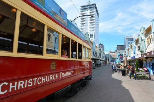 Cathay Pacific verbindet Hongkong erstmals mit Christchurch, Neuseeland