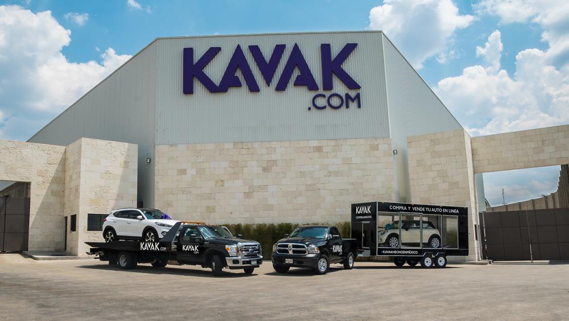 KAVAK arranca una nueva etapa con la apertura de su nueva sede en Lerma