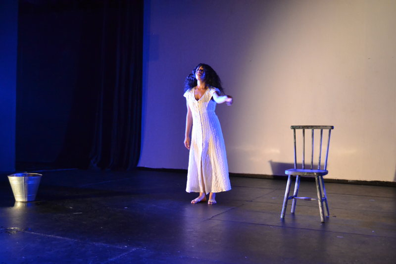 In Between Breath with Francesca Matthys - credit Justine Barger