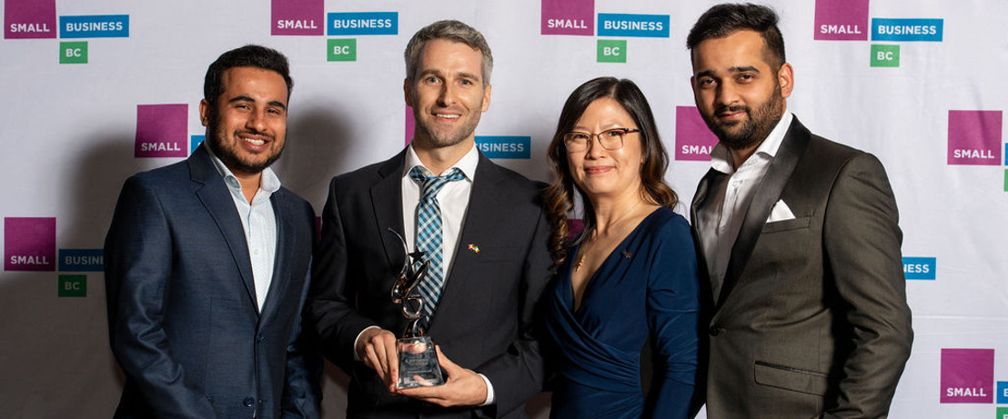 TOP 10 SEMI-FINALISTS ANNOUNCED FOR 17TH ANNUAL SMALL BUSINESS BC AWARDS