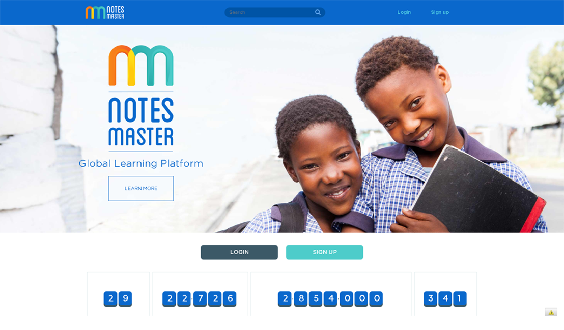 8000 Teaching Materials and Counting: BVI Continues to Make Educational Strides Using NotesMaster' Globally Leading Platform