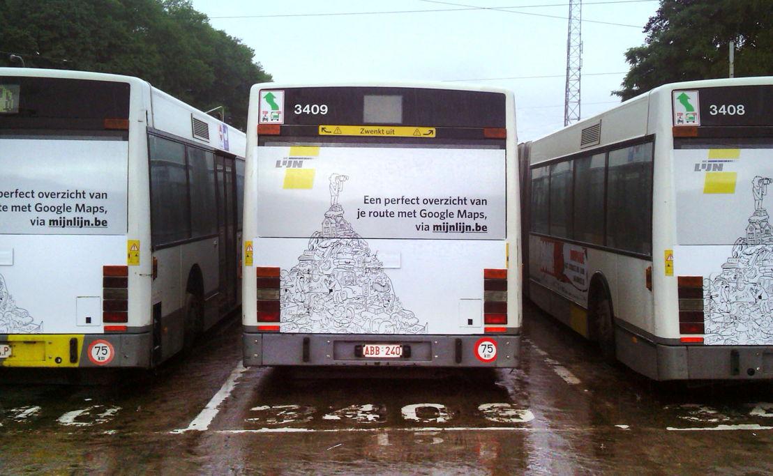 L'habillage bus