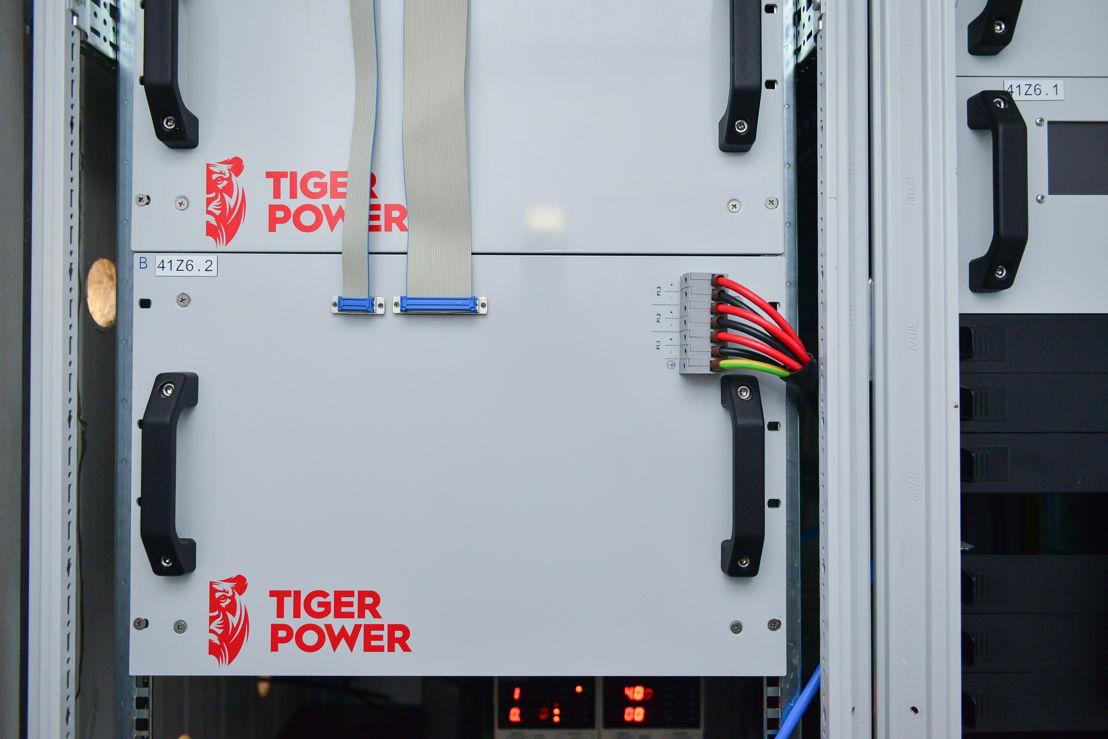 Power camp® met Storager® en Sunfold®