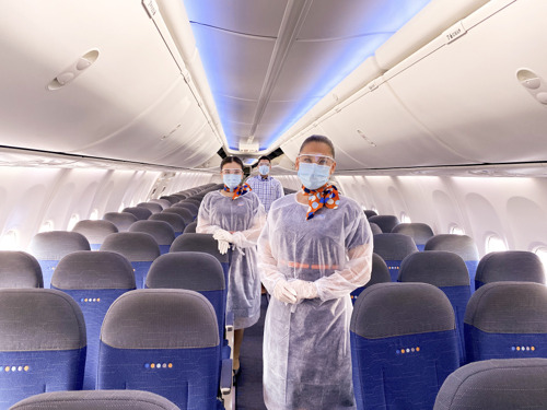 flydubai and Aster DM Healthcare offer discounted COVID-19 PCR testing services for passengers