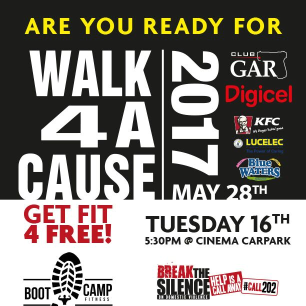 Walk 4 a Cause 2017 official logo
