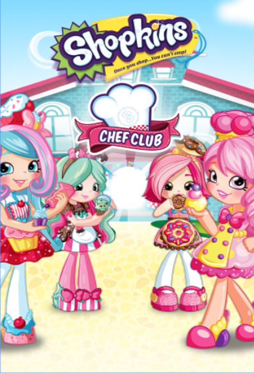 App Shopkins Chef Club